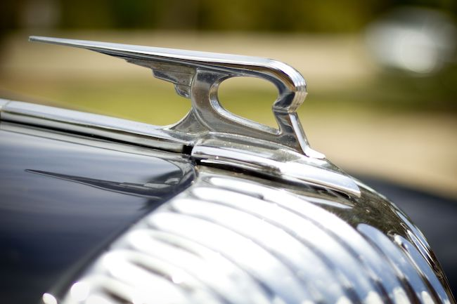Daimler-Badge